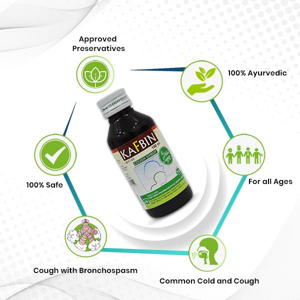 ayurvedic cough syrup kafbin benefits