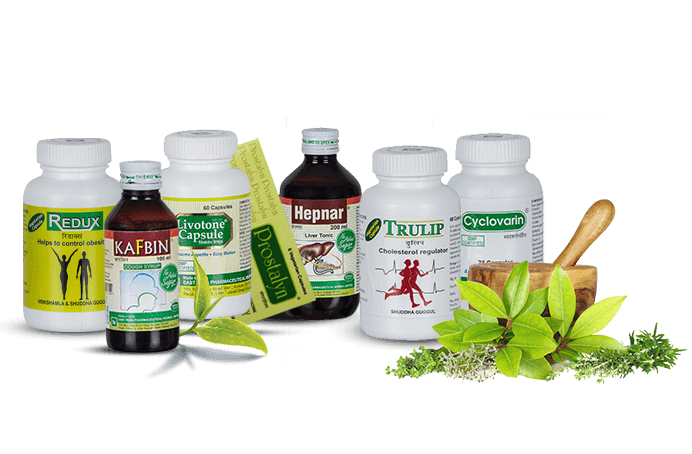 Ayurvedic Products of East India Pharmacy