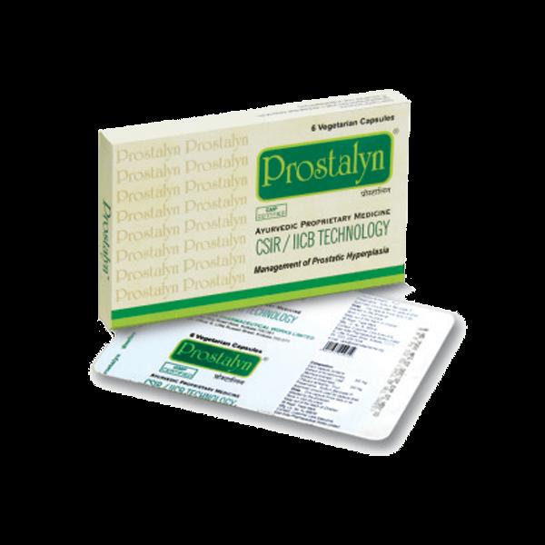 natural urine flow control medicine - prostalyn
